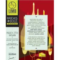 "Limb Design hosts ""Brews and Booze"""