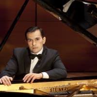 Guest Artist Recital: Pianist Alexander Beridze, Gold Medalist of the World Piano Competition
