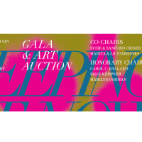 """Contemporary Arts Museum Houston's 65h Anniversary Gala & Art Auction """"Keeping it Now"""""""