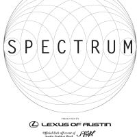 poster for Spectrum UT Fashion Show