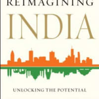 "Emmett and McLane Boost International Panel ""Reimagining India"""