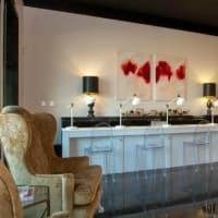 Retreat Nail Bar interior nail salon