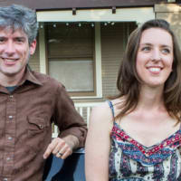 Colin Gilmore and Nicolette Good in concert