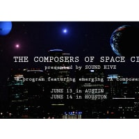 """Sound Hive presents """"The Composers of Space City"""""""