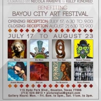 """Hyde Park Gallery opening reception benefiting Art Colony Association: """"Seven Selected Artists"""""""