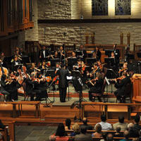 """Holocaust Museum Houston presents """"Regeneration: The Triumph of Music and Art"""" with the River Oaks Chamber Orchestra"""