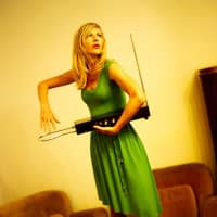 """Bayou City Music and Film Festival Performance: """"Sounds of the Ether: Dorit Chrysler"""""""
