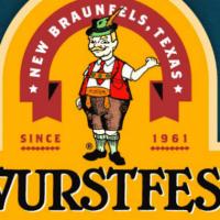 New Braunfels Wurstfest logo 2014
