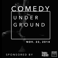 The New Movement Theatre - Comedy Underground November 2014