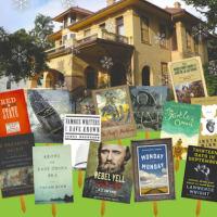 6th Annual Humanities Texas Book Fair Poster 2014