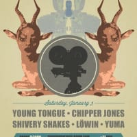 Austin Free Week_The Good Music Club_Young Tongue_poster CROPPED_2015
