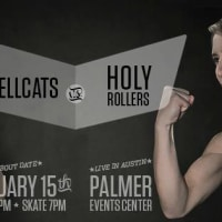 Texas Roller Derby_Hellcats vs. Holy Rollers_February 2015