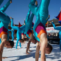 Discovery Green hosts National Danish Performance Team ORBITA