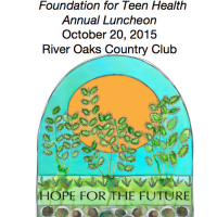 Foundation for Teen Health Hope for the Future Luncheon