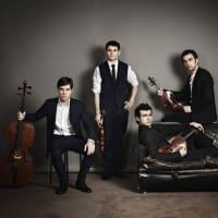 Chamber Music Houston presents Modigliani Quartet