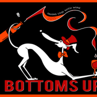 """""""Bottoms Up"""" Third Annual Wine Walk benefiting Italian Greyhound Rescue South Texas"""