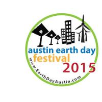 Austin Earth Day Festival logo 2015