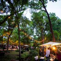 Umlauf Sculpture Garden and Museum_Garden Party_StudioUma_2014