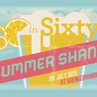 Fusebox Festival Sixty in 60 Summer Shandy July 2015