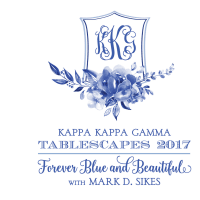 2017 Kappa Tablescapes Luncheon
