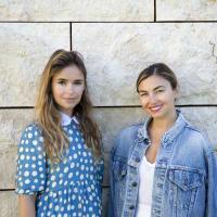 The Tot Playhouse founders Miroslava Duma and Nasiba Adilova