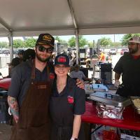 Houston Barbecue Festival Erin Smith Patrick Feges