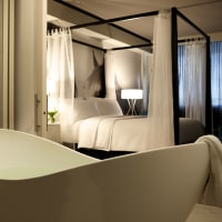 Archer Hotel guest room