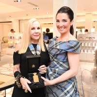 Heart of Fashion, Clive Christian Event, 6/16 Carolyn Farb, Victoria Christian