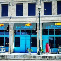 La Fisheria downtown exteior