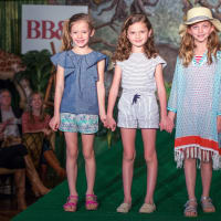 Houston Symphony Children's Fashion Show, March 2016, Emma Thompson, Callie Toomey, Gwen Leach