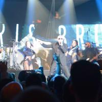 Pitbull at Golden Nugget in Las Vegas, Feb. 2016