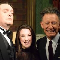 Mr. Rogers, Lyle Lovett Dowton Abbey Manor of Speaking