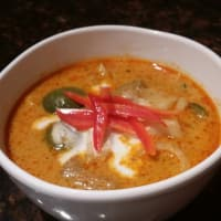 Asia Market Restaurant red curry