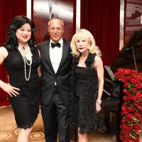 Sing for Hope Cabaret Gigi Huang, Mark Sullivan, Diane Lokey Farb