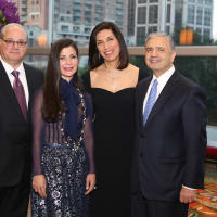 News, Shelby, March of Dimes Signature chefs, Nov. 2015, Anthony Petrello, Cynthia Petrello, Dr. Huda Zoghbi, William Zoghbi.JPG