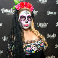 Houston, CultureMap Day of the Dead party, October 2015, Elizabeth Soliz
