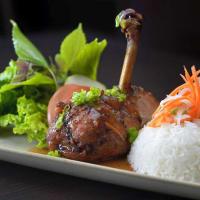 Pho District chicken roti