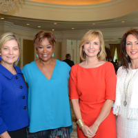 PDAP event Sept 2015 Judge Denise Bradley, Co-Chair Deborah Duncan, District Attorney Devon Anderson, Co-Chair Alicia Smith