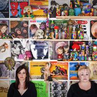 Texas Art Asylum recyclers