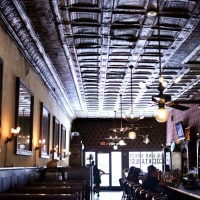 Esquire Tavern San Antonio restaurant interior bar