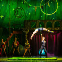 The national tour of Pippin
