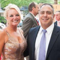 Houston, Engel and Völkers Launch Party, June 2015, Jamie Vaughn, Jim Segovia