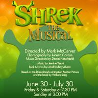 Woodlawn Theatre presents <i>Shrek, The Musical</i>