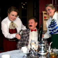 Pocket Sandwich Theatre presents Arsenic and Old Lace