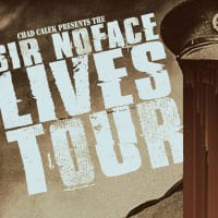 Sir Noface Lives Tour