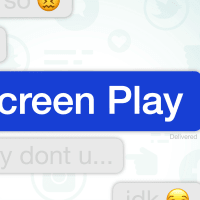 presents Teen Scene Players: Screen Play
