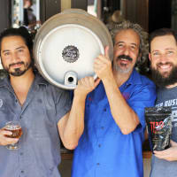 Uncle Billy's June First Friday Firkin
