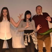 Camp Death Productions presents Enter Cthulhu