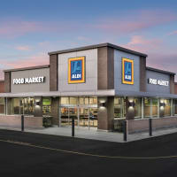 Aldi USA Grocery Store