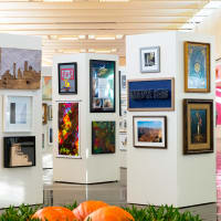 Business Council for the Arts presents 2017 OMOT Regional Art Show opening reception